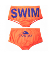 Bañador turbo lastre (carga, resistencia, peso) Naranja
