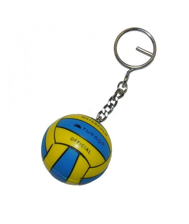 Llavero Turbo Waterpolo WP Ball Key Ring