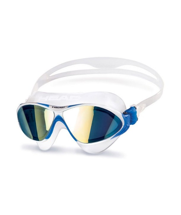 Gafas Máscara SW Mask Head Horizon Mirrored, Gold Blue White