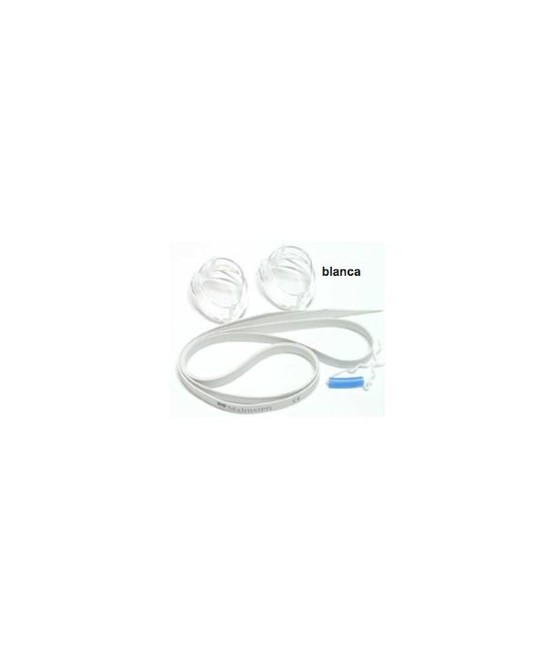 Gafa Sueca Malmsten Color Blanco-Transparente