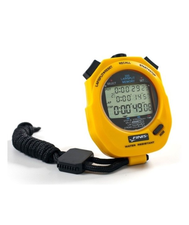 Cronómetro Finis 3x300M