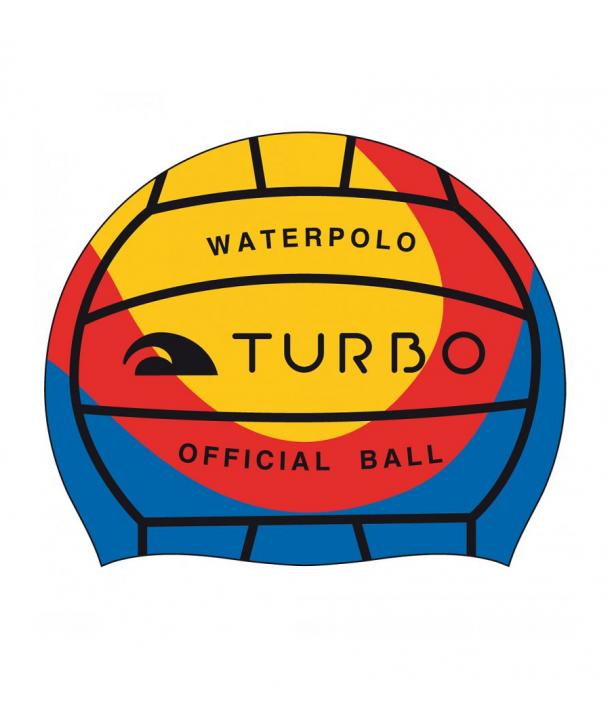 Gorro Natación Silicona Turbo Balón waterpolo