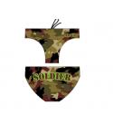 Bañador hombre TURBO Soldier 1 capa