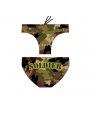 Bañador hombre Turbo soldier 1 capa verde