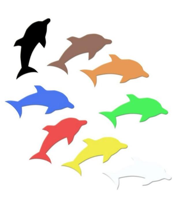 Distintivo de nivel, delfín (delfines)