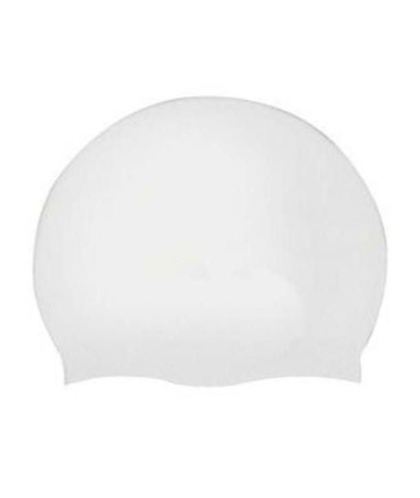 Gorro de natación silicona Blanco