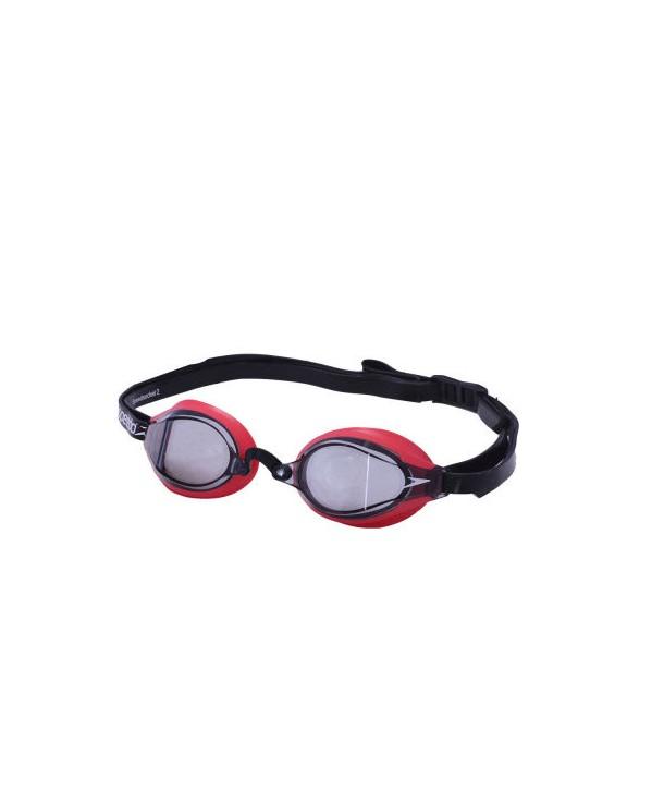 Speedo FASTSKIN SPEEDSOCKET 2 rojo/negro
