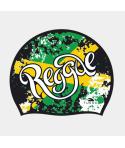 Gorro natación silicona TURBO reggae
