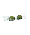 Gafas natación suecas TURBO con silicona ANTHRACITE