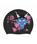 Gorro natación silicona TURBO japan devil