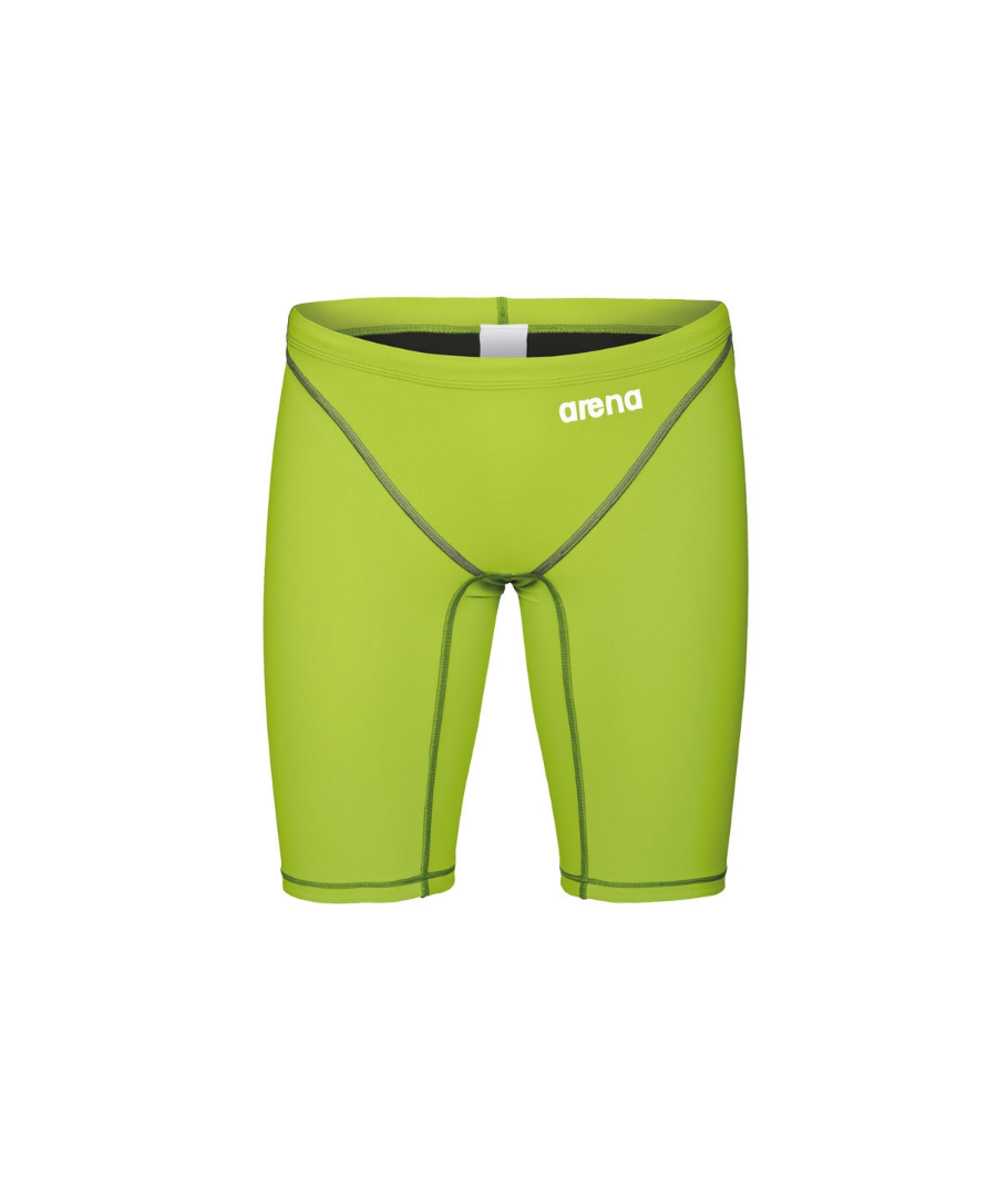 84ddb737f76d Bañador hombre competición ARENA Jammer powerskin ST 2.0 Lime Green