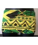 Bañador unisex TURBO lastre (carga, resistencia, peso) Jamaica Wild