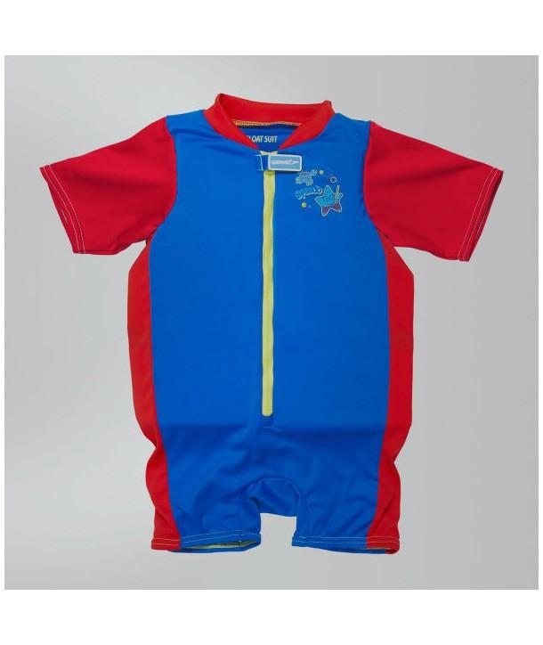 Bañador speedo de flotación para niños seasquad float suit