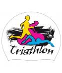 Gorro natación silicona TURBO triathlon