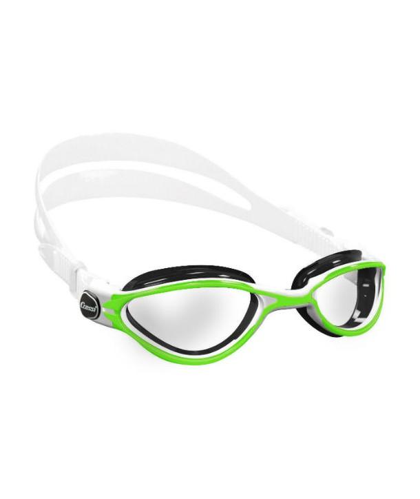 Gafas de natación CRESSI THUNDER NEGRO/VERDE