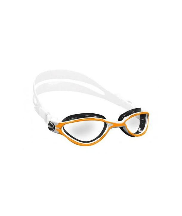 Gafas de natación CRESSI THUNDER NEGRO/NARANJA
