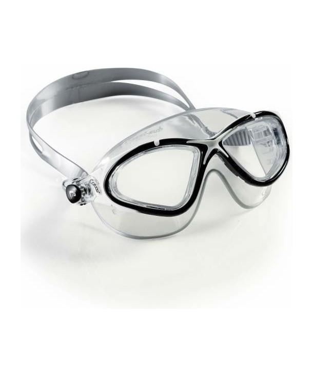 Gafas de natación Máscara CRESSI PLANET BLANCO/NEGRO