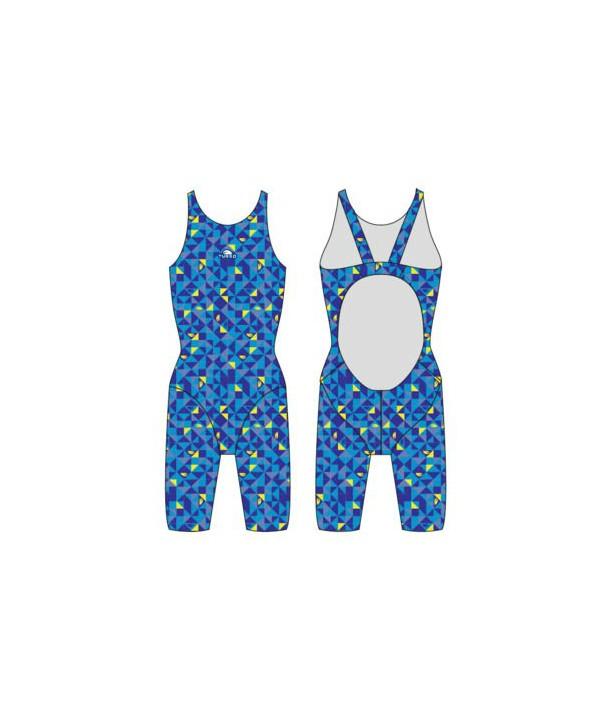 Bañador Mujer Turbo knee suit ORIGAMI 2 capas