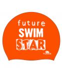 Gorro natación silicona TURBO swim star