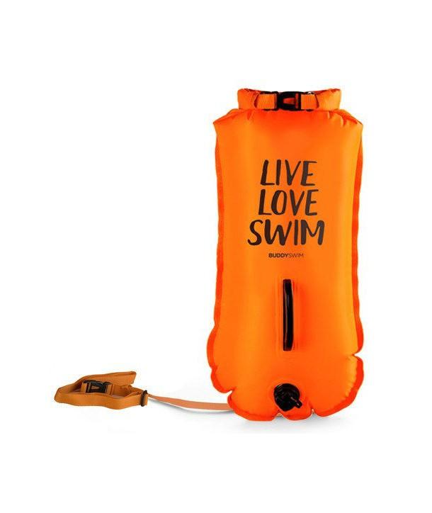 Boya Dry Bag Buddyswim LLS 28 lt, Naranja