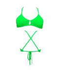 Bikini TURBO top active Verde
