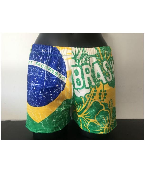 Bañador turbo boxer full Brasil
