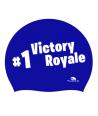 Gorro natación silicona TURBO Victory royale
