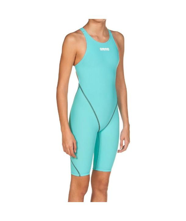 Bañador mujer competición ARENA powerskin ST 2.0 Aquamarine