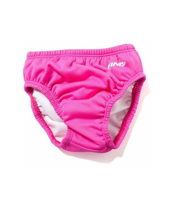 Pañal natación antifuga para bebés FINIS pink