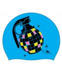 Gorro natación silicona TURBO Boogie