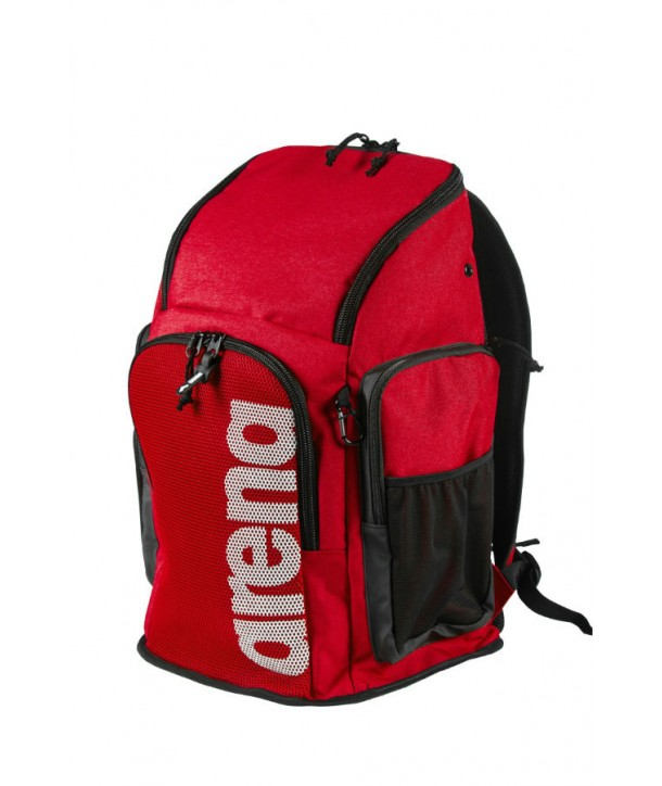 Mochila ARENA team 45 backpack roja melange