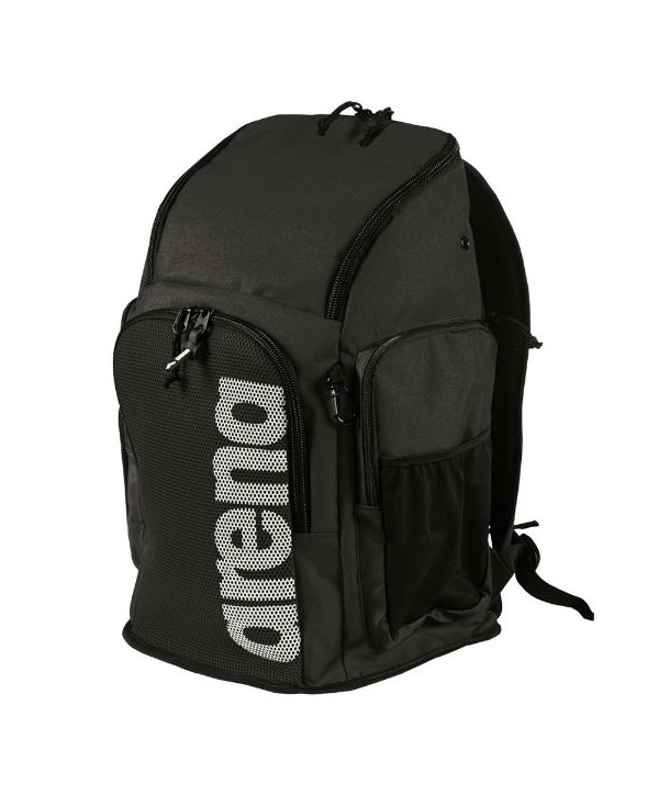 Mochila ARENA team 45 backpack negra melange