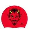 Gorro natación silicona TURBO Red Demon
