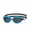 Gafas natación ZOGGS Predator - Smaller Profile Fit , Blue-Smoke.