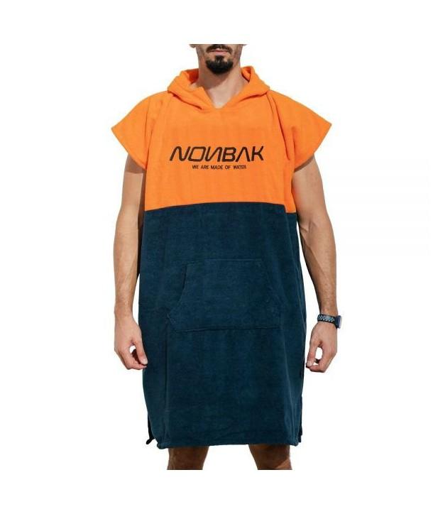 Toalla poncho NONBAK surf Orange