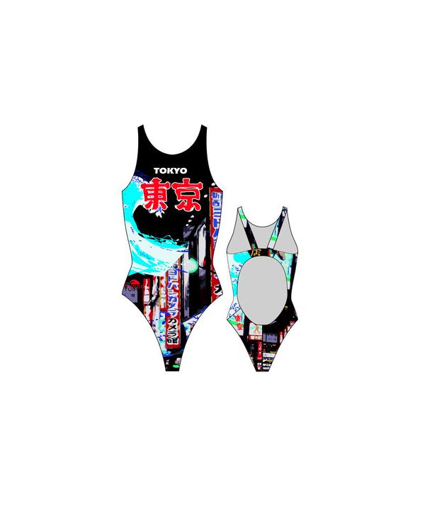 Bañador Mujer TURBO Tokio TA 1 capa