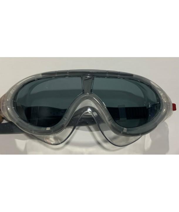 Gafas natación SPEEDO RIFT máscara flexible comfort biofuse AHUMADA