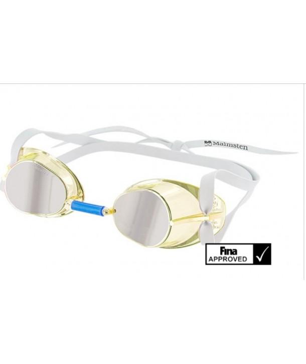Gafas Suecas Jewel Malmsten Color Amarillo Citrine